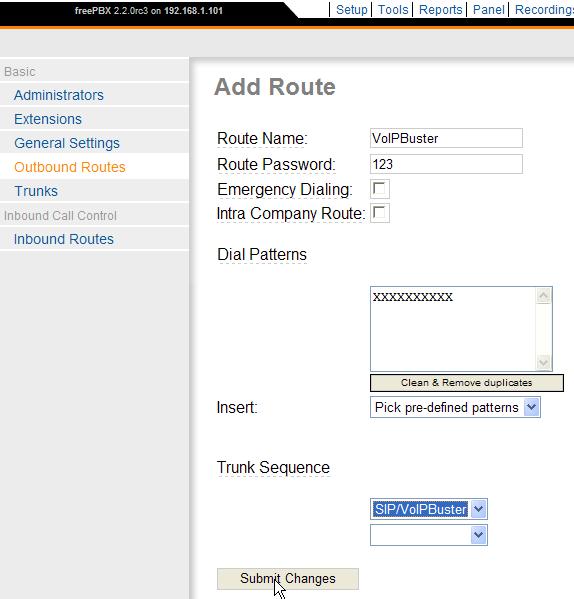 File:Screenshot FreePBX Setup add outbound route png - TD-er's Wiki